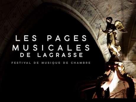FESTIVAL LES PAGES MUSICALES DE LAGRASSE
