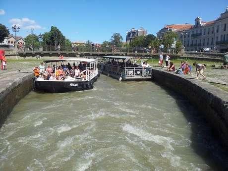 RIVER CRUISES - LOU GABARET & HELIOS