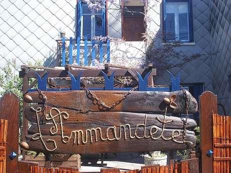 L'AMANDETTE BIS