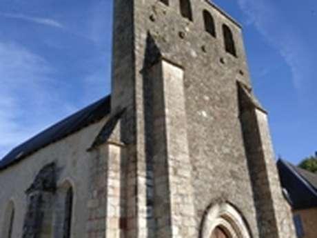 Eglise de l'invention de saint-Etienne