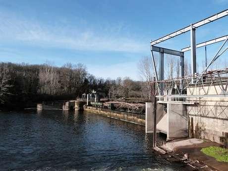 Visite commentée de la centrale hydroélectrique - Fête du Grand Site de France