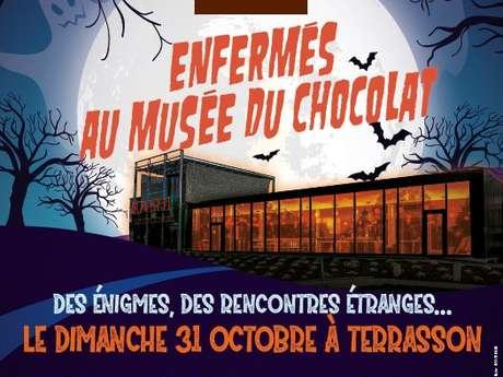 HALLOWEEN AU MUSEE DU CHOCOLAT BOVETTI