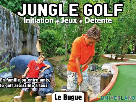 Jungle Golf
