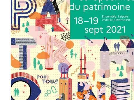 Journées du Patrimoine - La Chapelle Saint-Etienne