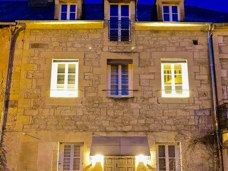 Les maisons du Périgord