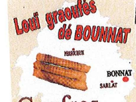 Louï graoufes de Bounnat (Gaufres)