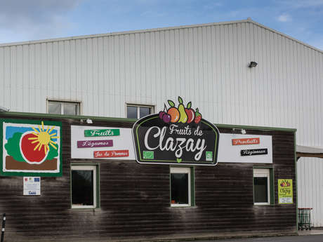 Les Fruits de Clazay