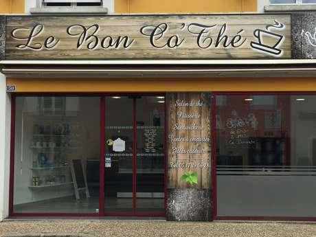 Salon de thé Le Bon Co'Thé