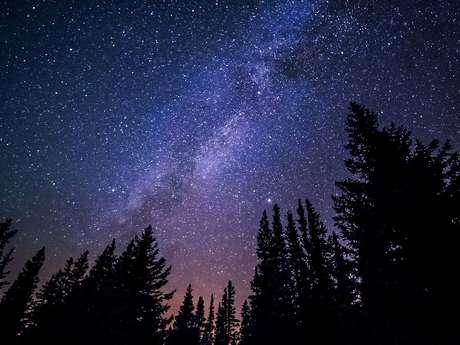Semaine de la nuit : Nuit des étoiles à Borrèze