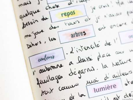 Atelier d'écriture - En quête d'identité