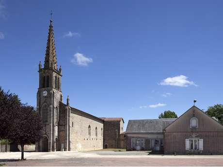 Eglise Abbatiale Notre-Dame De L'Absie
