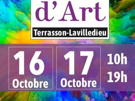 Salon des métiers d'Art de Terrasson-Lavilledieu
