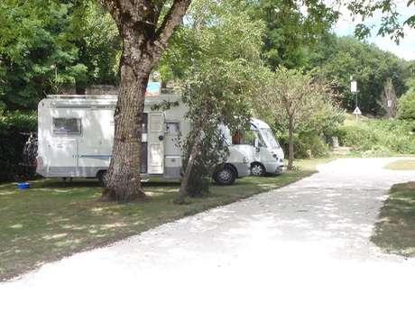 Aire de camping-car Les Ch'tis