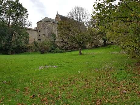 Parc du Château d'Argenton