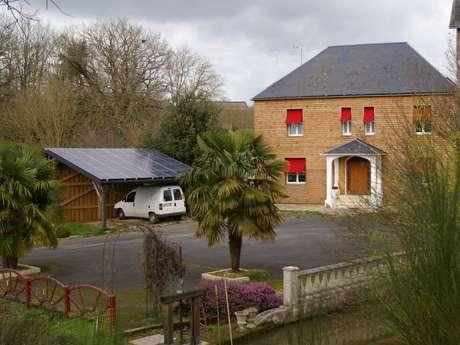 Chambres d'hôtes Moulin de Couard