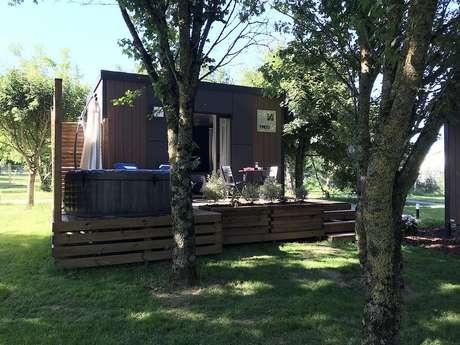 Aire naturelle Cottage du Garlai