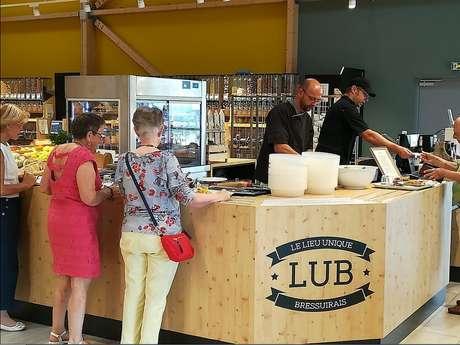 Restaurant Biocoop (Le Lub)