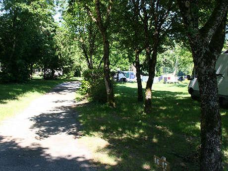 Camping  La Borgne