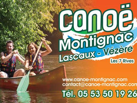 Canoë Les 7 Rives