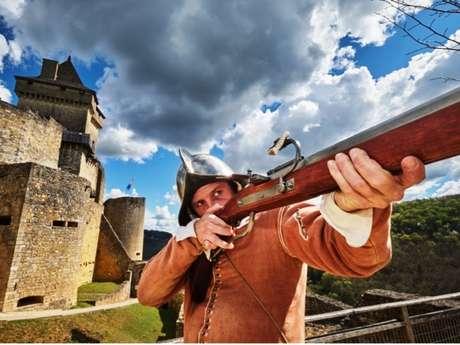 Vacances de la Toussaint au Château de Castelnaud
