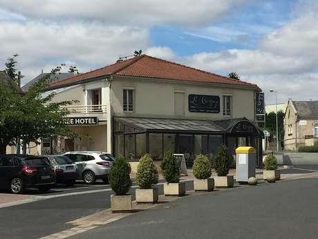 Restaurant Le Cerizay-Hôtel