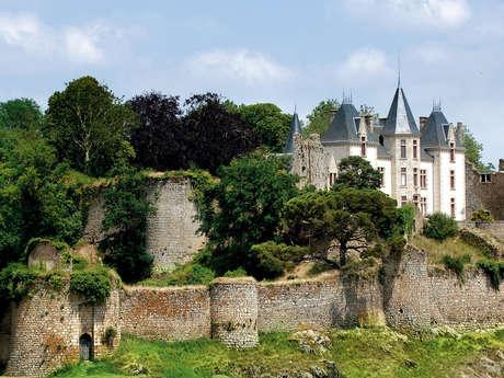 """Géocaching Tèrra Aventura """"Du Beaumont au château"""" : chasse au trésor à Bressuire"""