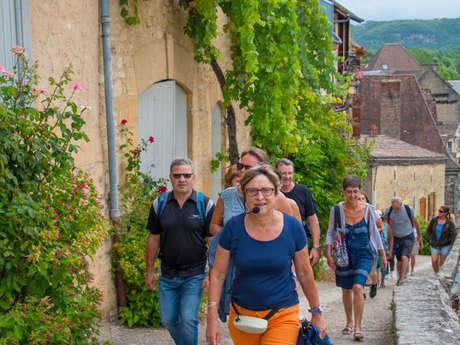 Visite découverte du village de Beynac