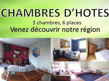 """Chambres d'hôtes """"Chez Benoît"""""""