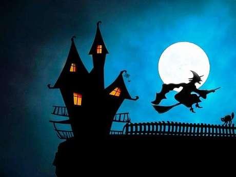 Espace enfance Belvès: journée spéciale Halloween
