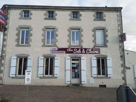 """Hôtel-restaurant """"Chez Seb et Claire"""""""