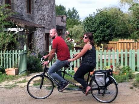 L'Ile du Leydet - Location de vélos