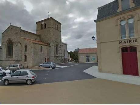 Eglise de Saint-Amand-sur-Sèvre