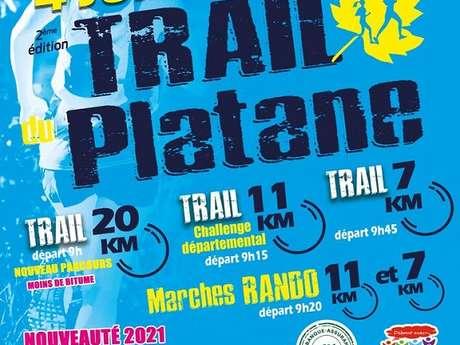 2ème édition du Trail du Platane