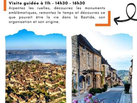 Visite guidée de la Bastide de Domme