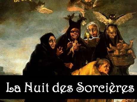 Halloween La nuit des sorcières, escape game