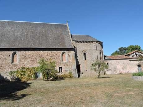 Visite commentée du château d'Argenton