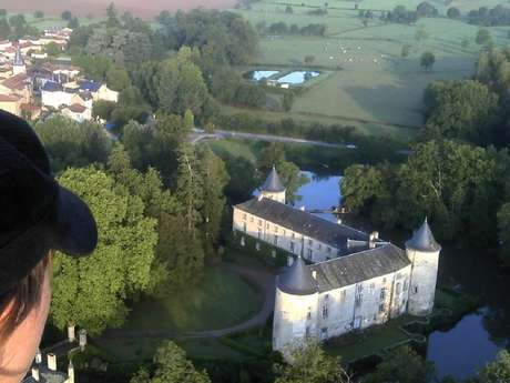 Visites estivales 2020 - Au fil de l'eau à la Forêt sur Sèvre