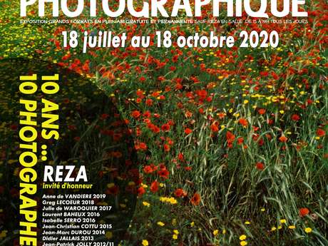 "Stage photo - Festival photographique ""10 ans"""