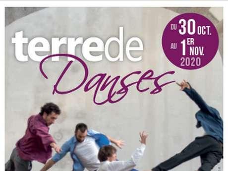 """Billetterie spectacle : """"Passe par la fenêtre et cours"""" - Festival Terre de Danses"""