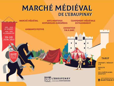 Marché médiéval de l'Ebaupinay