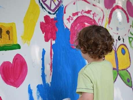 Exposition des travaux des enfants