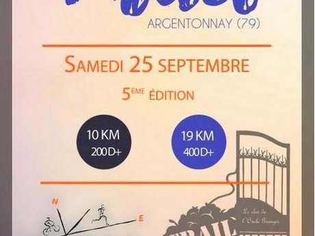 Endurance Trail d'Argentonnay