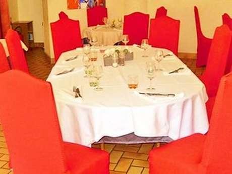 """Restaurant """"La Boule d'Or""""-Hôtel"""