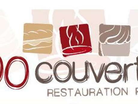 100 couverts