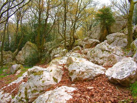 Site des Rochers de Pyrôme