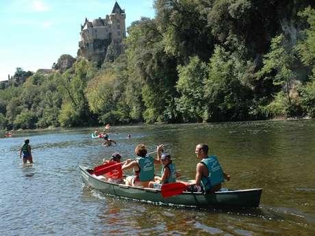 Canoë Dordogne