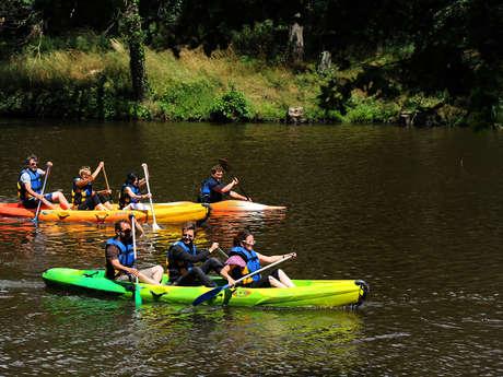 Détours dans l'eau : sorties Nature et canoë kayak en Argentonnais