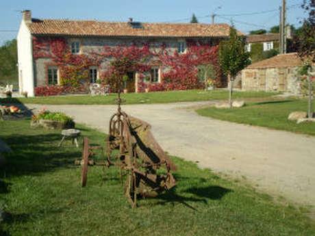 """Gîte """"Chemin de Villeneuve"""""""