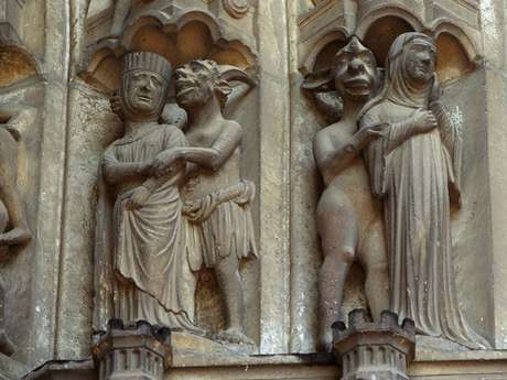Balade contée des mystères de Chartres