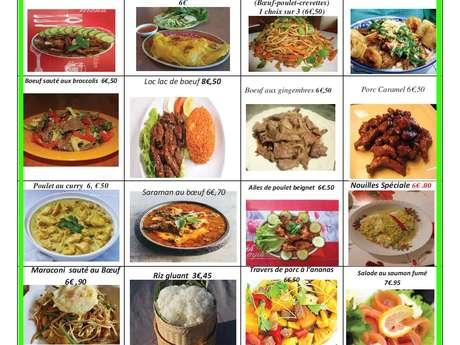 Restaurant - Le Nouveau Cambodge